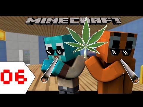GUMBALL VÀ DARWIN HÚT LÁ ĐU ĐỦ ?!?!   Minecraft thế giới kì diệu của Gumball #6