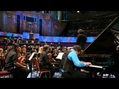 Benjamin Grosvenor -- BBC Proms 2011 [1 5] -- Britten Piano Concerto