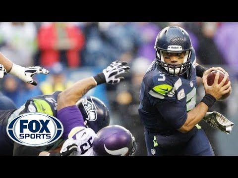 Russell Wilson joins FOX Football Daily