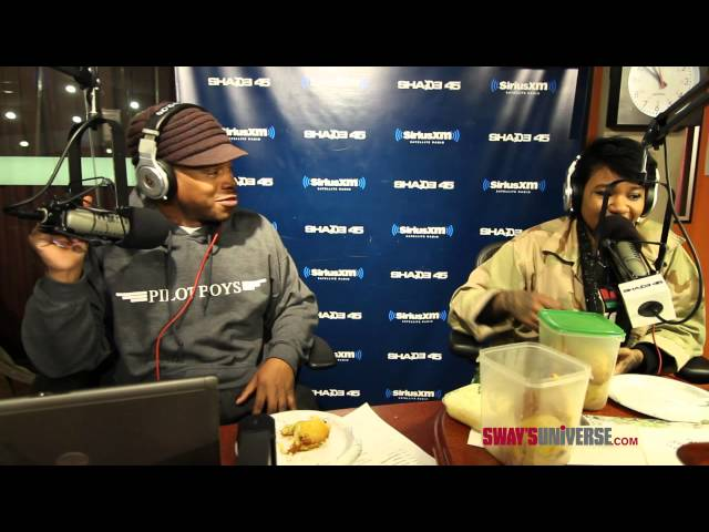 "Jean Grae Reacts to Beyonce's ""Bow Down"" Record on Sway in the Morning"