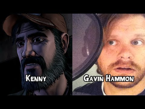 Characters and Voice Actors - The Walking Dead Game: Season 2 Episode 3