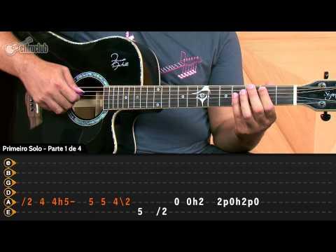 À Sua Maneira - Capital Inicial (aula de violão completa)