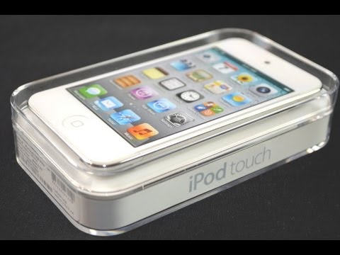 Apple iPod Touch 4G White: Unboxing &amp; Setup, The iPod Touch 4G receives a new white color option and a lower price, but is otherwise carried over with the same internal hardware and display. In this vid...