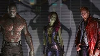 GUARDIANS OF THE GALAXY Releases A 17 Minute Preview & New