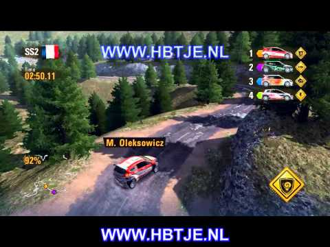 WRC Powerslide career part 13 (easy)