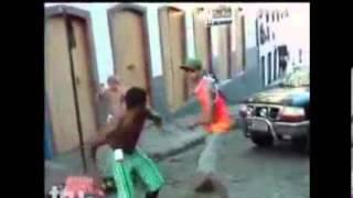 (STREET FIGHT) PELEA CALLEJERA EL MEJOR PELEADOR CALLEJERO
