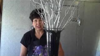 Manzanita Branches Centerpieces (Do It Yourself Video