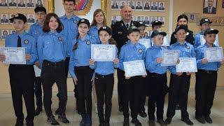 У ХНУВС відбувся другий випуск за програмою «Кадети поліції»