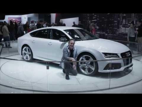 Siêu xe sang trọng Audi RS7 2014