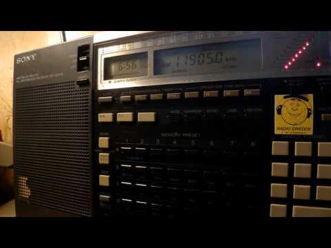 09 06 2017 Radio France International in English to WCAf 0655 on 11905 Issoudun