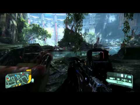 Crysis 3 Gameplay [ Hd 7870 | I7 3770 ]
