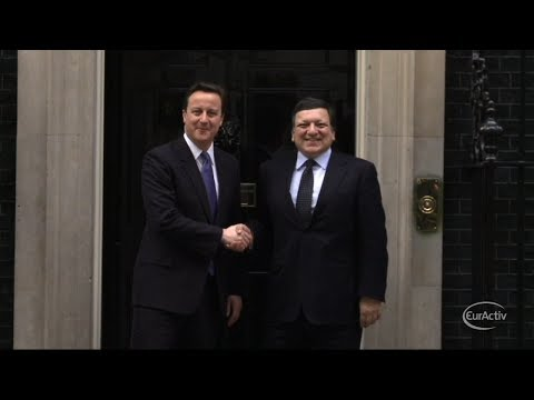 Barroso: EU integration may be at risk