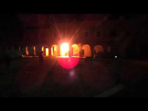 حريق بالسوق «القديم» ببومالن دادس