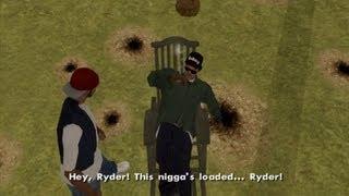 Robbing Uncle Sam GTA: San Andreas Mission #13