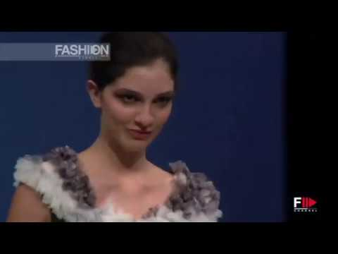 "Fashion Show ""CLEOFE FINATI"" SiSposaItalia Autumn Winter 2013 2014 by Fashion Channel"