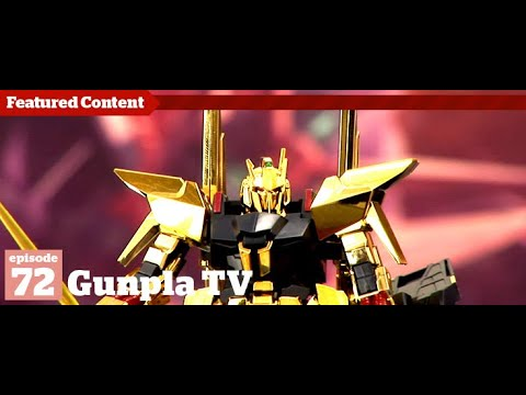 Gunpla TV - Episode 72 - 1/48 MEGA SIZE MODEL Gundam AGE-2 Normal - HGUC MSN-001 Delta Gundam