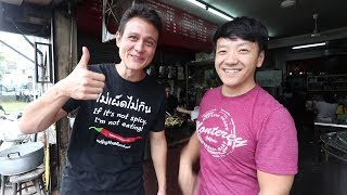 Filming Bangkok Thailand Collab With Mark Wiens