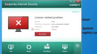 Kaspersky Internet Security 2014 KIS 2014 Activation