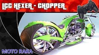 GTA V MOTO RARA LCC HEXER (CHOPPER ) Onde Encontrar