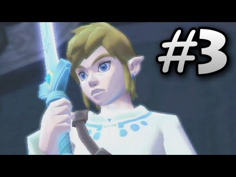 The Legend of Zelda: Skyward Sword - Part 3: The Goddess Sword