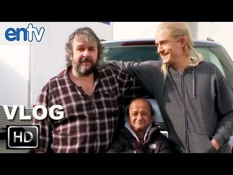 The Hobbit Official Production Blog 7 [HD]: Peter Jackson Takes Video Tour Of Stone Street Studios