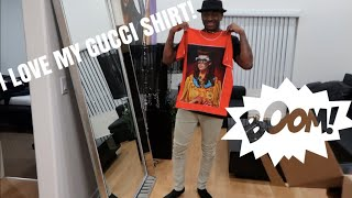 BESTFRIEND GETS SURPRISED WITH GUCCI SHIRT !- VLOG (SUPER EXCITING)