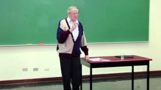 PUCP - La Guerra Civil Norteamericana, Aula Abierta con el R.P. Jeffrey Klaiber