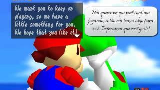 Detonado Super Mario 64 Parte 121 Depois Das 120 Estrelas
