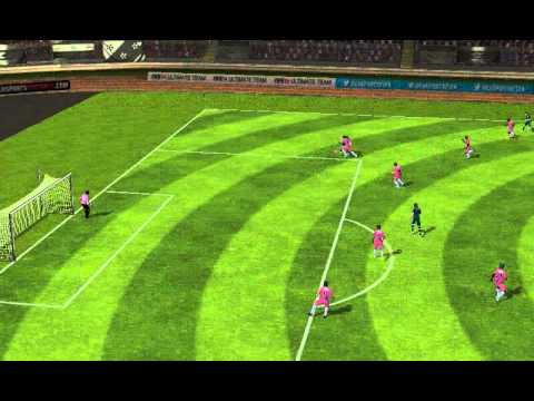 FIFA 14 Android - pro United VS Sp. Charleroi