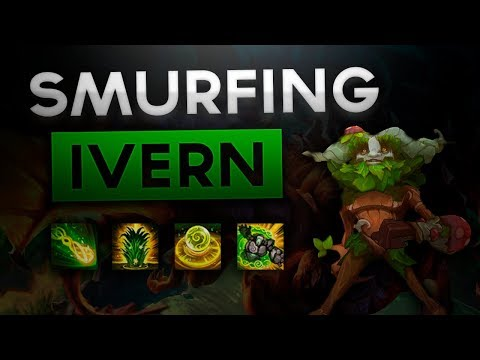 IVERN GAMEPLAY! HOW TO JUNGLE GUIDE SEASON 8! UNRANKED TO CHALLENGER NA - League of Legends