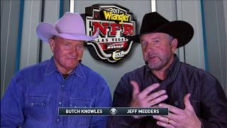 2017 Wrangler NFR Round 10 Highlights