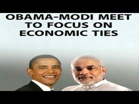 Modi, Obama meet likely in Washington in September @ News Analysis : TV5 News