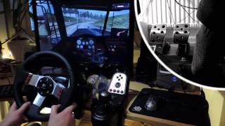 Euro Truck Simulator 2 V8 Peterbilt 1000HP Across Europe