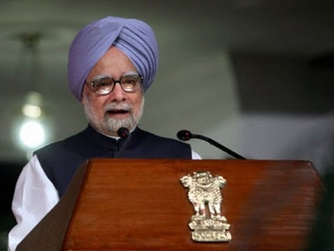 Text of Prime Minister Manmohan Singh's last address to the nation