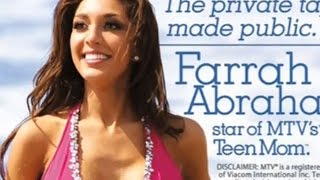 Farrah Abraham ***y TAPE - Backdoor Teen Mom