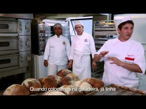 CURSO PÃES RÚSTICOS: MASSA MADRE RECEITAS