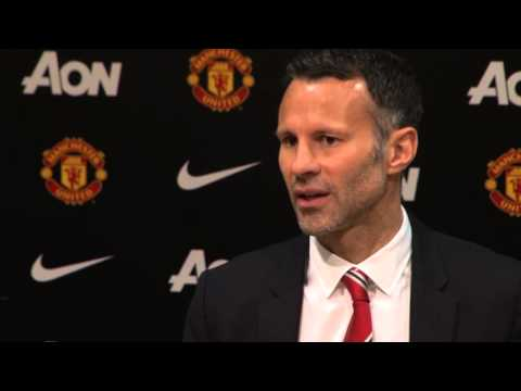 "Ryan Giggs nach Debüt: ""So was von stolz"" 