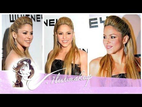 Media coleta con tupe de Shakira-Pedido Chelsy