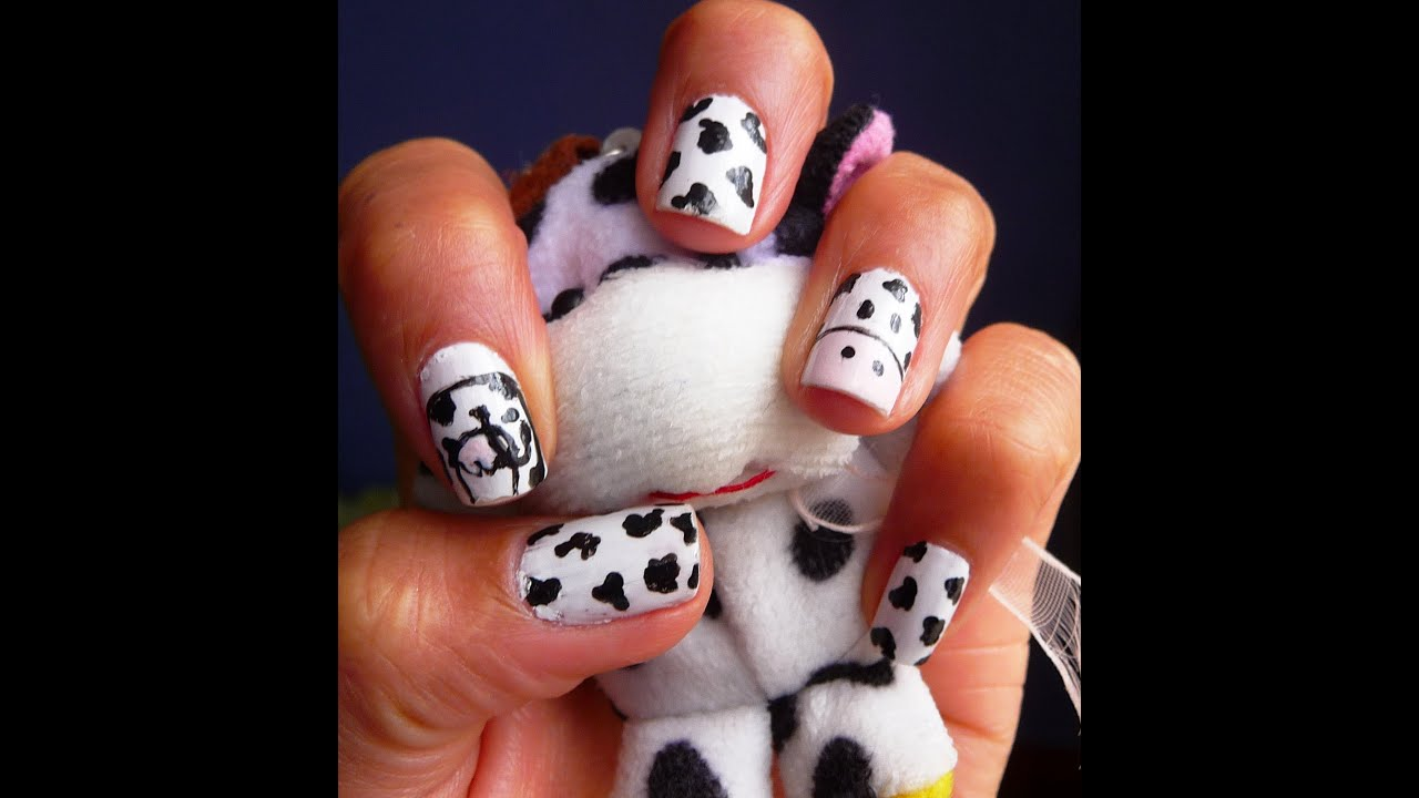 All comments on Tutorial decoracion de uñas(animal print vaquitas ...