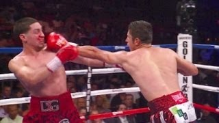 Danny Garcia Vs. Mauricio Herrera Controversial Win