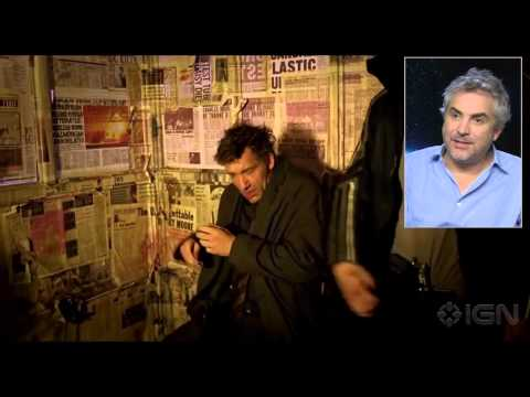 Alfonso Cuaron - Children of Men Trailer Commentary