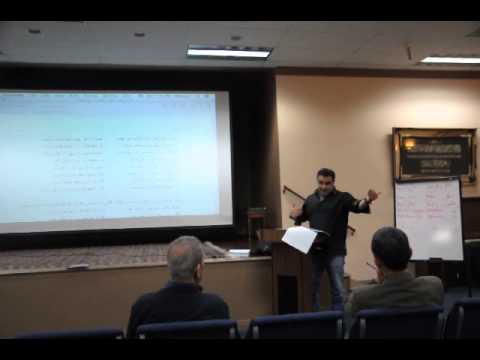 Rumi's Masnavi Class - March 5th, 2014 - Part 2 of 4