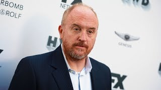 Louis C.K. Admits To Sexual Misconduct