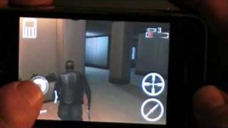 Iphone 3G Resident Evil: Degeneration Game App Review view on youtube.com tube online.
