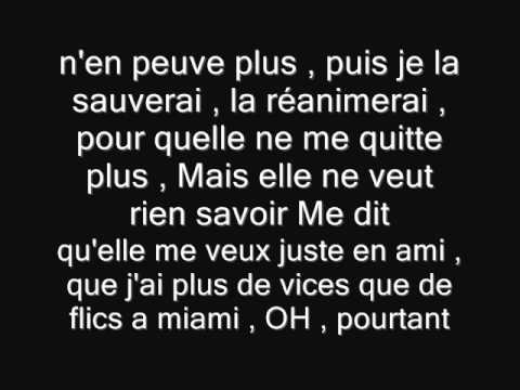 Booba - Scarface - Lyrics