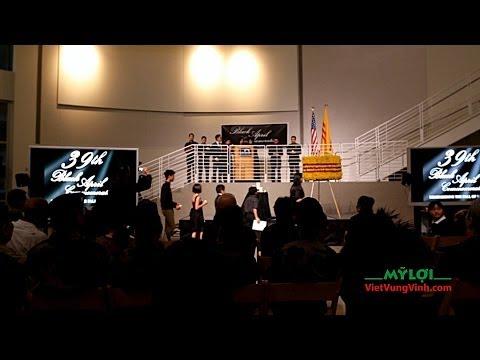Black April - Quốc Hận 30/4/2014 tại Toà Thị Chính San Jose