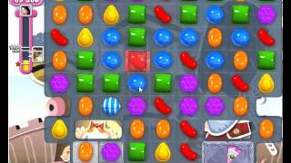 Candy Crush Saga Level 394 Basic Strategy