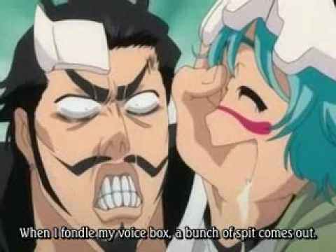 Top Six Moments of Nel and Ichigo(Not Suppose to be Funny!), .....It's noat really funny but..it is funny.