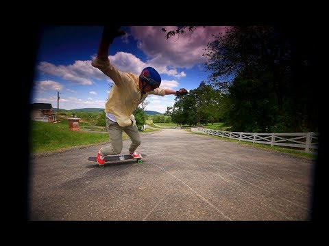 Longboarding: Far Away