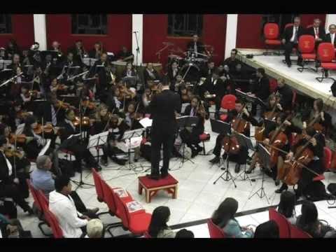 Harpa Cristã 193 - Orquestra -Arr.: Ismael Veiga